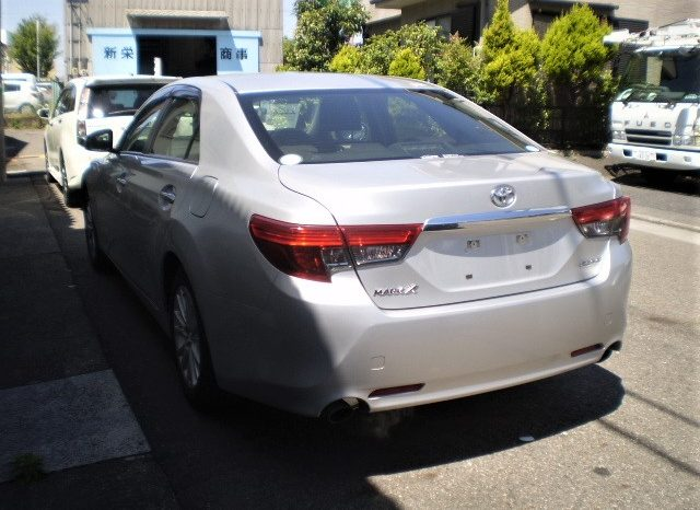 Toyota Mark X 2016 full